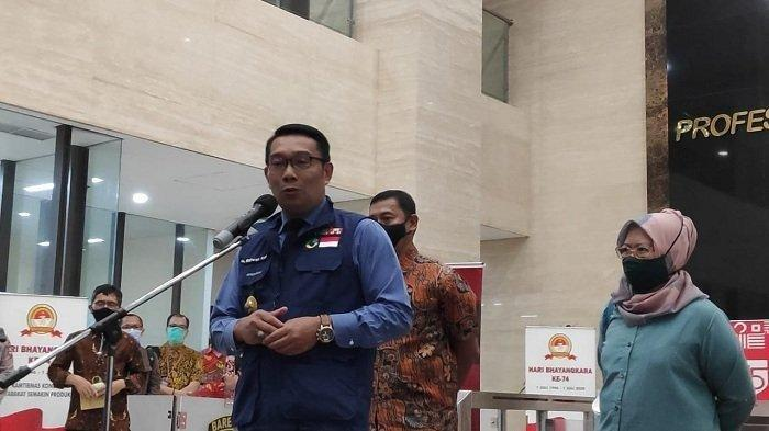 Ridwan Kamil Diperiksa Polda Jabar Soal Acara Rizieq Shihab: Mahfud MD Harus Tanggung Jawab