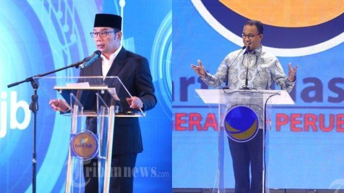 Ridwan Kamil Tanggapi Pernyataan Anis Baswedan yang Sebut Jakarta Banjir Karena Kiriman Dari Bogor