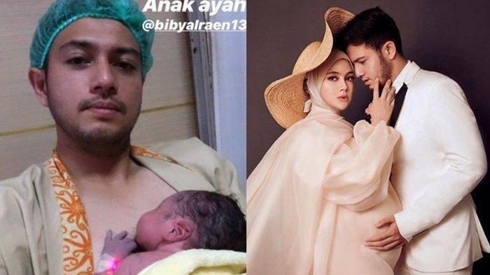 2 Pasangan Artis yang Istrinya Melahirkan di Akhir dan Awal Tahun Baru 2020, Ini Foto Bayinya