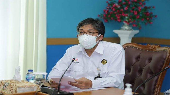 Kepala Perwakilan SKK Migas Sumbagut, Rikky Rahmat Fordau