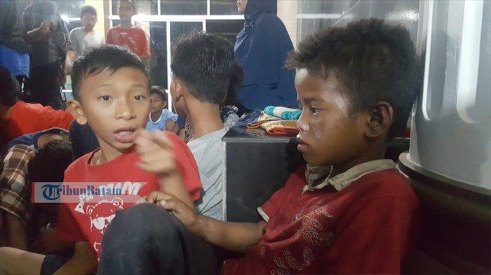 Kebakaran Bengkong Aljabar - Ventilasi Selamatkan Anak Panti dari Kebakaran
