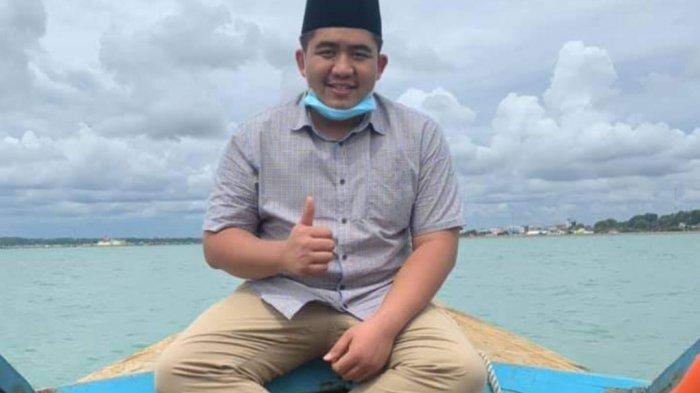 Wakil Bupati Bintan Terpilih Robby Kurniawan, Harap Partisipasi Kaum Milenial Majukan Wisata Bintan