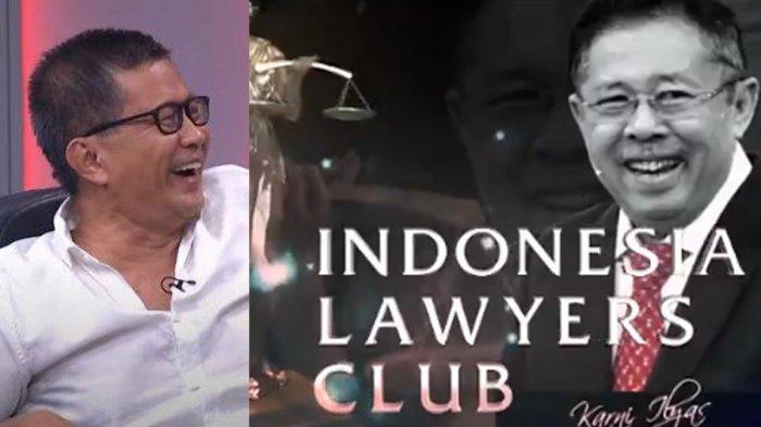 Indonesia Lawyers Club Tak Tayang Lagi, Rocky Gerung Bereaksi: ILC Jalanan Akan Muncul