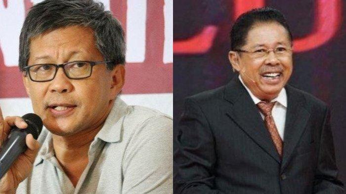 Jawaban Karni Ilyas saat Diminta Undang Rocky Gerung, Ari Ashkara, & Pramugari Garuda ke ILC