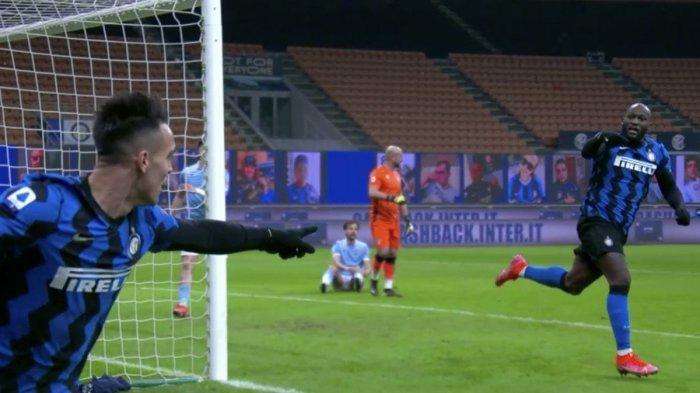 Hasil, Klasemen, Top Skor Liga Italia Setelah AS Roma & Inter Milan Menang, Lukaku & Ronaldo 16 Gol