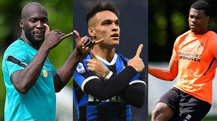 Transfer Inter Milan - Lukaku Tolak Tawaran Chelsea €100 Juta+ Alonso, Harga Lautaro €70 Juta