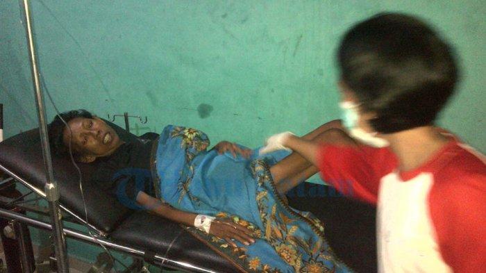 HEBAT! Rusmala Dewi Langsung Dijemput Puskesmas Batuaji Pakai Ambulans untuk Dirawat