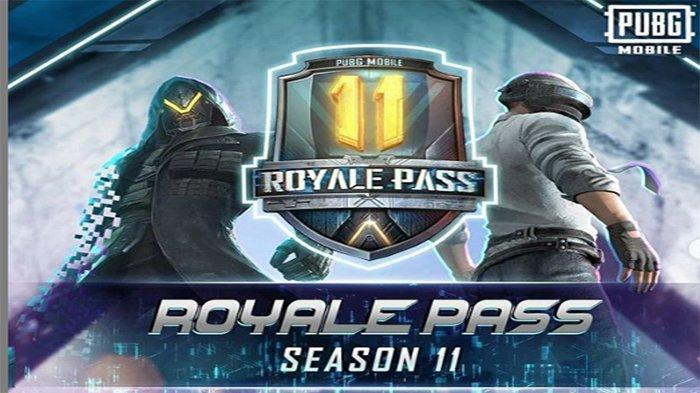 Update Royale Pass Season 11 PUBG Mobile, Berikut Misi Harian hingga Daftar Hadiah Menariknya