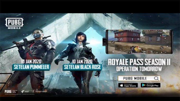 Update Royale Pass Season 11 PUBG Mobile, Event Spesial Imlek Dapatkan Diskon 50 Persen