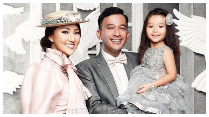 Ruben Onsu Berikan Nama Putri Ke-2nya, Thania Putri Onsu, Ada Rasa Haru Saat Beri Nama Anaknya Itu