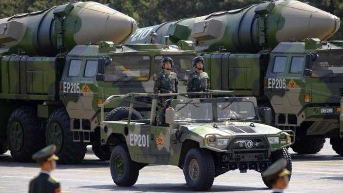 China Buat AS Panas Dingin, Satelit Rekam Xi Jinping Bangun Peluncur Rudah Bawah Tanah