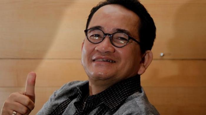 Ruhut Sitompul Klaim Ahok Dukung Pasangan Jokowi-Amin