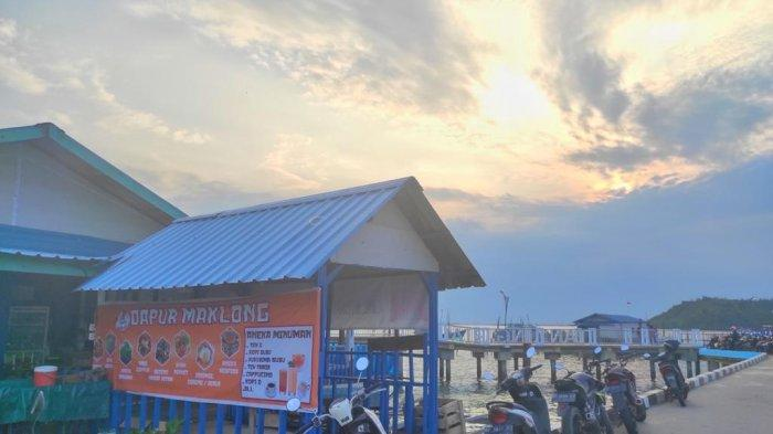 Rumah Makan Dapur Mak Long di Pelabuhan Beton, Tanjung Riau, Kecamatan Sekupang, Kota Batam, Provinsi Kepri, Sabtu (31/7).