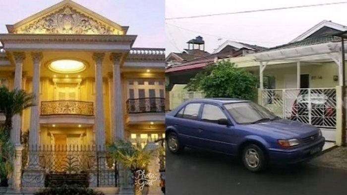 Lihat Perbedaan Rumah Lawas Nia Ramadhani Sebelum dan Setelah Menikah dengan Ardie Bakrie