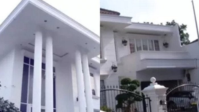 Awal Nikah Ngontrak Rumah & Tidur di Lantai, Kini Presenter Ini Punya Rumah Bak Istana