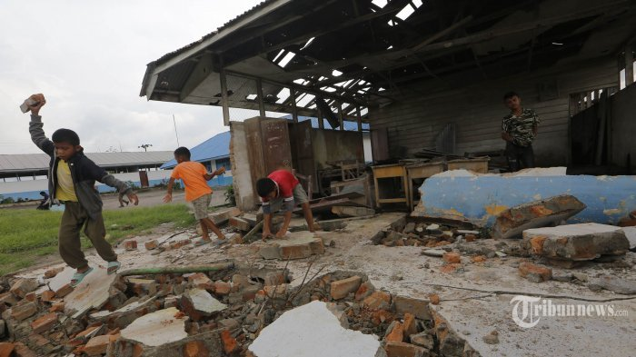 Gempa 5,2 SR Guncang Wilayah Sumut. Di Sini Titik Pusat Gempanya