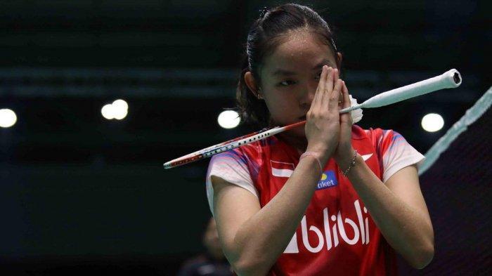Hasil Kejuaraan Beregu Asia 2020 - Ruselli Hartawan Kalah, Indonesia Kalah 0-3, Gagal ke Semifinal