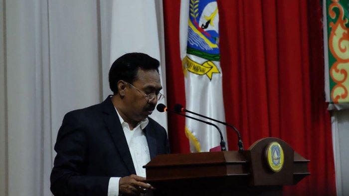 Soal Temuan BPK, Pansus DPRD Kepri Desak Gubernur Evaluasi 7 Kepala OPD Ini. Begini Reaksi Nurdin!