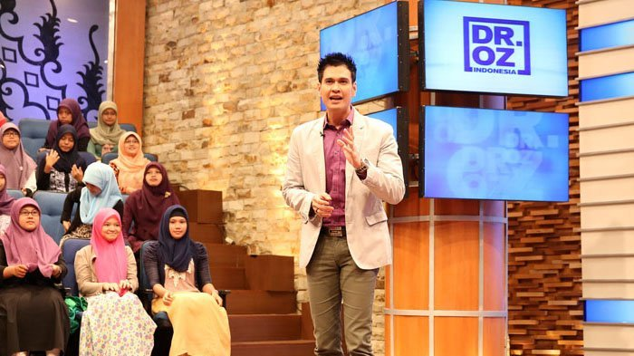 Dr Ryan Thamrin Pamit Dari Acara Dr.Oz Indonesia Sejak 2016 Karena Alasan Ini