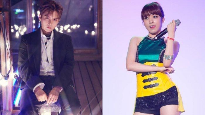 Ryeowook Super Junior dan Ari Eks Tahiti