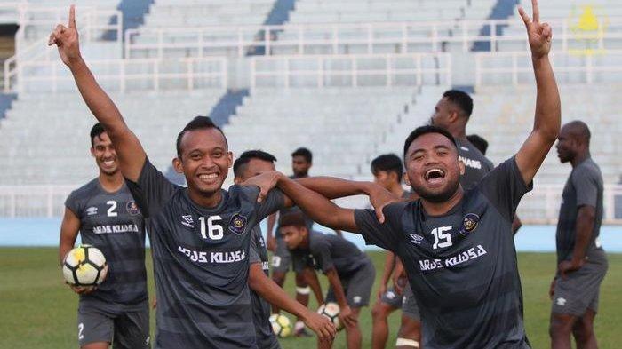 Debut Apik Saddil Ramdani, Jadi Pencetak Gol Pertama Malaysia Super Legue. Lihat Videonya