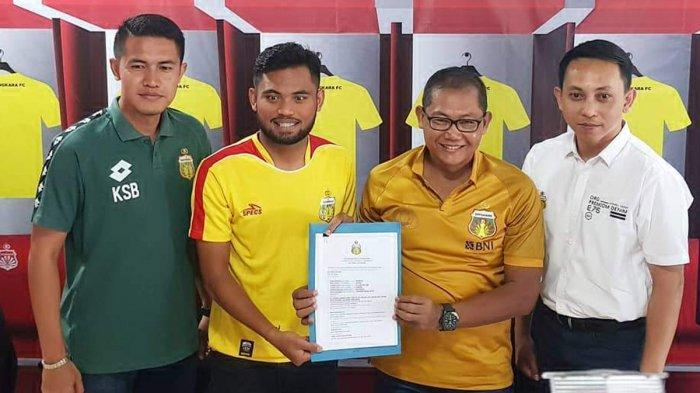 Bhayangkara FC Tak Akan Intervensi Kasus Hukum yang Jerat Saddil Ramdani, Ini Solusi yang Diharapkan