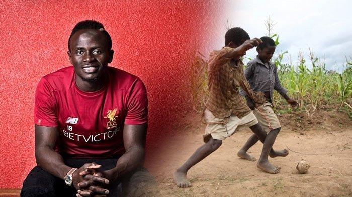 Kisah Sadio Mane Kabur dari Rumah Demi Jadi Pemain Bola, Kini Juara Liga Champions Bersama Liverpool
