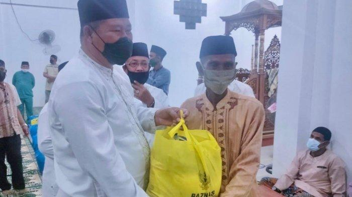 Safari Ramadhan Bupati Anambas di Desa Air Bini, Ungkap Pengembangan Siantan Selatan