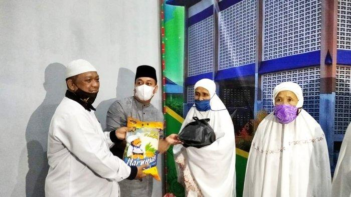 Safari Ramadhan Bupati Lingga di SMAN 1 Singkep, Bantu Pembangunan Masjid