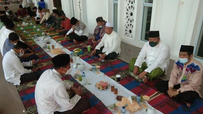 Bupati Anambas Gelar Safari Ramadhan Perdana di Masjid Agung Baitul Makmur