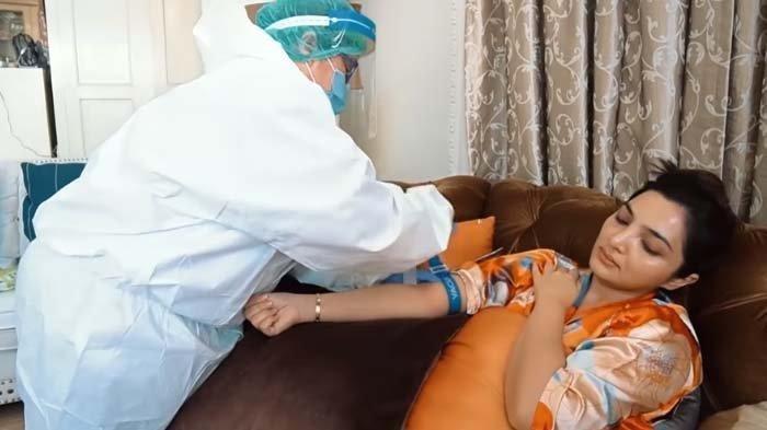Ashanty Dirawat Intensif di Rumah Sakit, Kondisi Istri Anang Diungkap Asisten: Belum Stabil