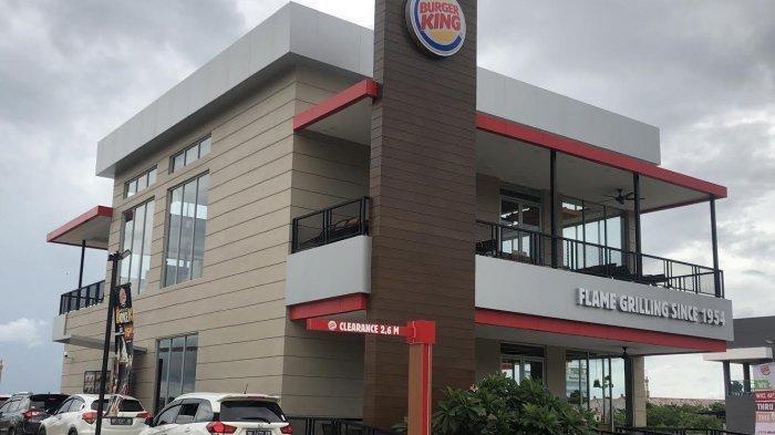 PROMO Burger King, Santap Dua Burger Ukuran Jumbo Cuma Rp 60 Ribuan