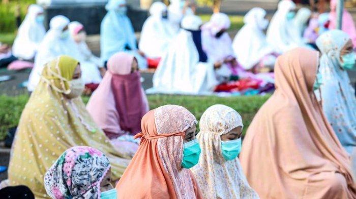 Niat dan Tata Cara Shalat Idul Fitri untuk Sendiri maupun Berjamaah, Lengkap Panduan Khotbah