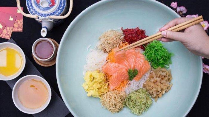 Momen Imlek 2021, Cek Paket Spesial Berbagai Kuliner Nusantara di Hotel Marriott Batam Harbourbay