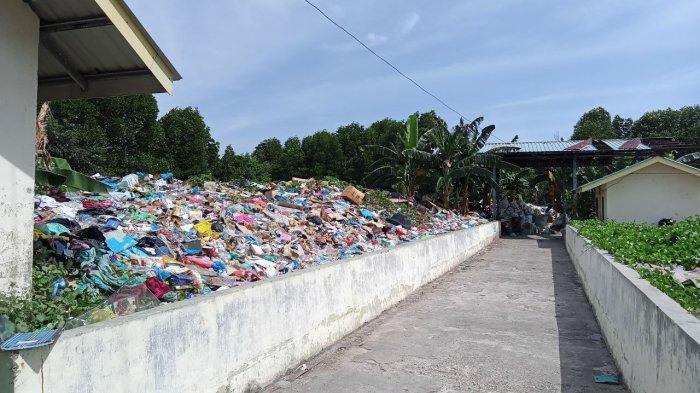 TPA Sudah Penuh, DLH Batam Cari Kapal Angkut Sampah dari Belakangpadang ke TPA Punggur
