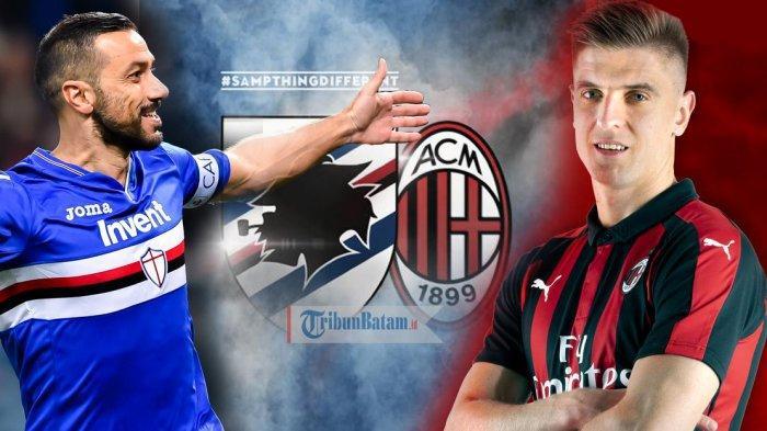 Jadwal, Klasemen & TopSkor Liga Italia Pekan ke 29, Duel Quagliarella vs Piatek, Ronaldo Absen?