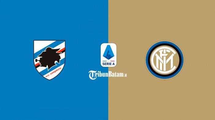 Inter Milan Gagal Kudeta AC Milan, Kalah 1-2 dari Sampdoria