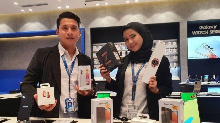 Ponsel Canggih Cuma Rp 2 Jutaan di Samsung Exclusive Store Batam, Pembeli Gratis Bluetooth Speaker