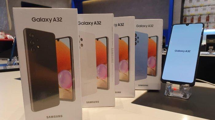 Cukup Rp3 Jutaan Bisa Bawa Pulang Samsung Galaxy A32, Smartphone yang Dibekali Kamera 64 MP