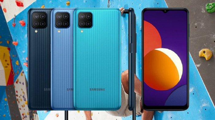Samsung Galaxy M12 Sudah Hadir di Vietnam, Dibekali Baterai 6000 mAh, Ini Spesifikasi Lengkapnya