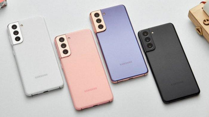 Harga HP Samsung Januari 2021, Galaxy S20Ultra Rp19,49 Juta, Galaxy S21+ 5G Rp 15,9 Juta