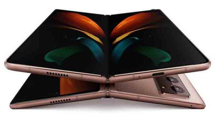 Samsung Z Fold 2 Turun Harga Nyaris Rp 10 Jutaan