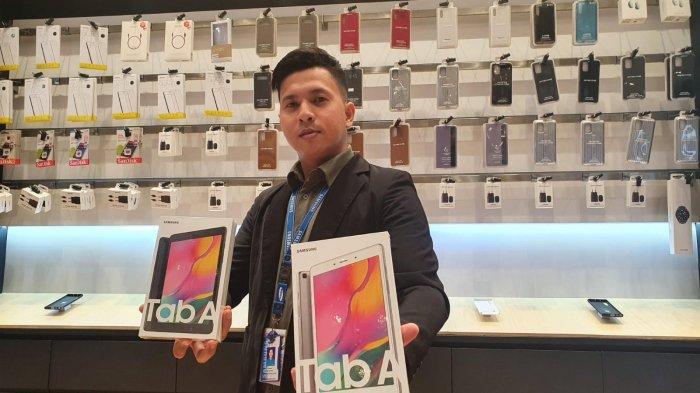 Samsung Tab A8 Solusi Belajar Daring Anak, Harga Cuma Sejutaan