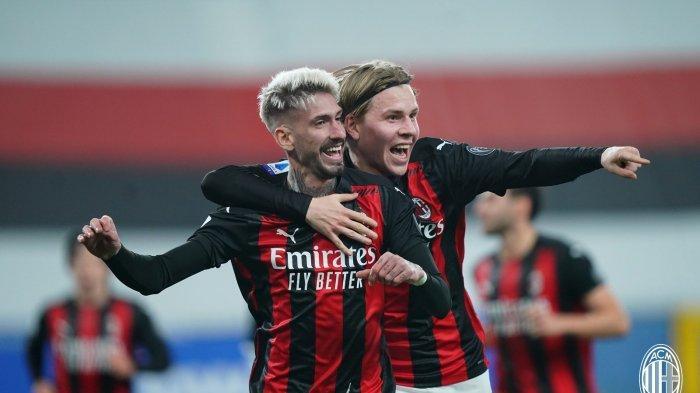 Setelah Donnarumma, Jens Petter Hauge Berpeluang Hengkang dari AC Milan