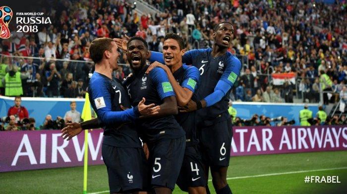 BREAKING NEWS. Hasil Akhir Prancis vs Belgia. Gol Samuel Umtiti Antar Prancis ke Final