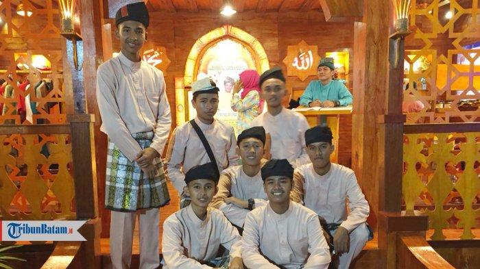 Santri PPIT Imam Syafii Kembali Bantu Batam Raih Juara di MTQ Tingkat Kepri di Lingga