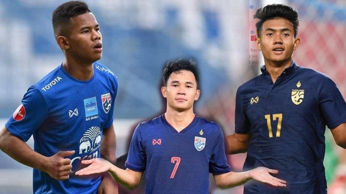 Timnas Indonesia vs Thailand Live SCTV Pukul 23.45 WIB, 3 Pemain Thailand yang Wajib Diwaspadai