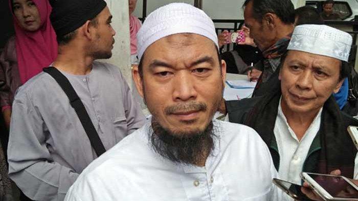 Biodata Ustaz Ansufri Idrus Sambo, Ketua Garda 212 Merapat ke Partai Ummat