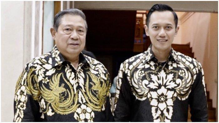 Akun Bodong Serang AHY & SBY, Dituduh Dalang Demo UU Cipta Kerja, 'Alhamdulillah Rakyat Cerdas'