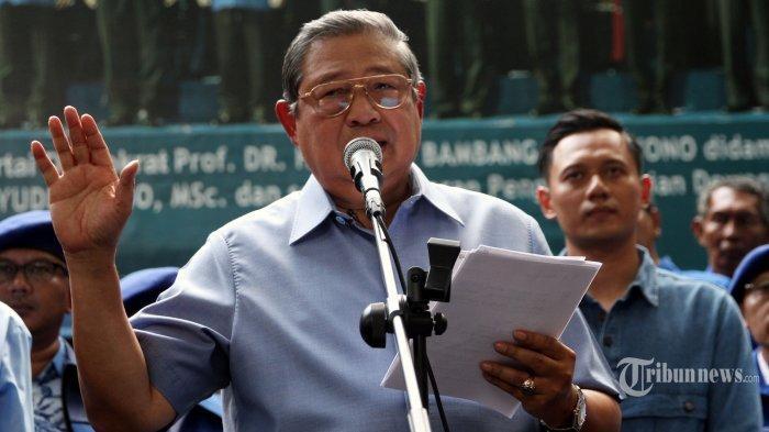 Kasus e-KTP Memanas! SBY Diminta Ungkap Nama yang Ikut Pertemuan Sebelum Sidang Tipikor!